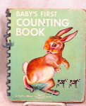 Click to view larger image of BABY'S 1ST COUNTING BOOK~PLATT&MUNK~ (Image1)