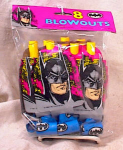 BATMAN PARTY BLOWOUTS~MIP