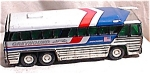 Click here to enlarge image and see more about item 2975: BUDDY L GREYHOUND BUS