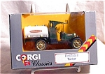 Click here to enlarge image and see more about item 3046: CORGI  FORD MODEL T TANKER C864