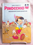 Click here to enlarge image and see more about item 3163: DISNEY'S PINOCCHIO PUPPET SHOW ADVENTURE