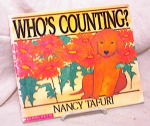 Click here to enlarge image and see more about item 3165: WHOSE COUNTING ~1986~TRAFURI 1ST PB