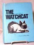 Click here to enlarge image and see more about item 3220: THE WATCHCAT~HOLDING~HC~1975