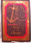 Click here to enlarge image and see more about item 3280: INN AT THE QUAY~SEATTLE~MENU