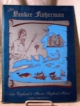 Click here to enlarge image and see more about item 3288: YANKEE FISHERMAN MENU~NOANK CONNECTICUT