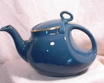 Click here to enlarge image and see more about item 3361: HALL TEAPOT - STREAMLINE - 6 CUP