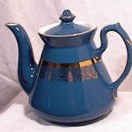 Click here to enlarge image and see more about item 3375: HALL TEAPOT - PHILADELPHIA - 7 cup