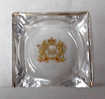 Click here to enlarge image and see more about item gl593: CORONATION SOUVENIR ASHTRAY