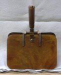 Click here to enlarge image and see more about item me915: BAKELITE  SILENT BUTLER