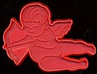 Vintage Hallmark Cupid with Bow Cookie Cutter