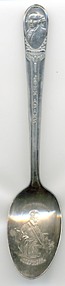 Vintage John Adams Spoon (Image1)