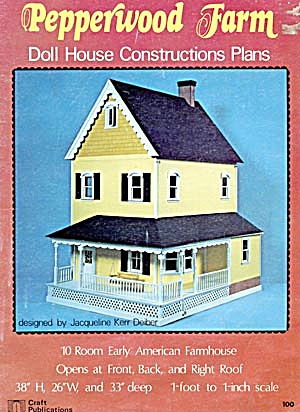 Pepperwood Farm Doll House