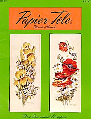 Papier Tole Three Dimensional Decoupage