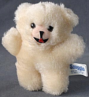 Vintage Plush Mini Snuggle Bear (Image1)