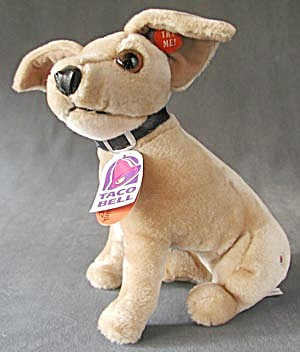 Taco Bell Plush Chihuahua Dog Talking (Image1)