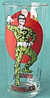 Vintage Riddler Super Series Drinking Glass (Image1)