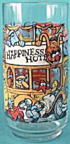 Great Muppet Happiness Hotel Caper Glass