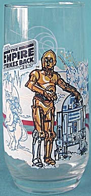 Star Wars Empire Strikes Back R2-d2 & C-3po