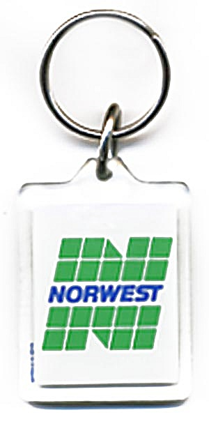 Key Chain: Northwest