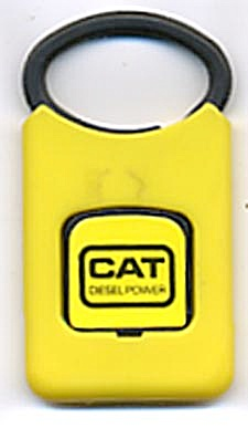 Caterpillar Cat Diesel Power Key Chain
