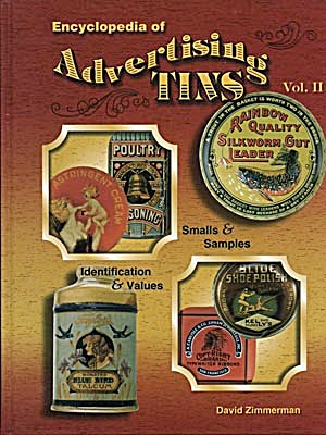 Encyclopedia of Advertising Tins Vol. II (Image1)