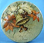 Vintage Mrs. Steven's Bell Candies Tin