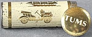 Vintage Tums Tin (Image1)