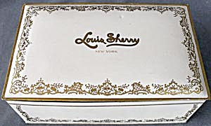 Vintage Louis Sherry Candy Tin