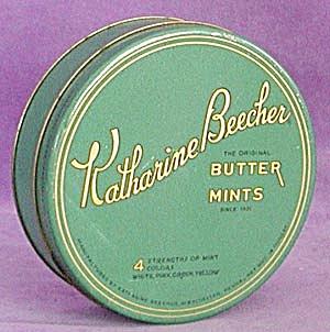Vintage Katharine Beecher Butter Mints (Image1)