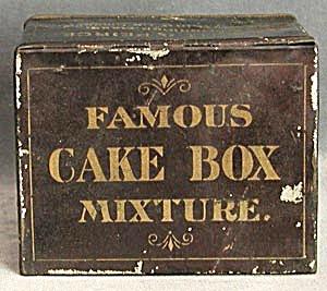 Vintage Famous Cake Tin (Image1)