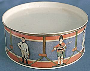 Vintage Soldier Drum Tin (Image1)