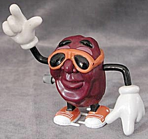 California Raisin Wind Up Walker Ben (Image1)