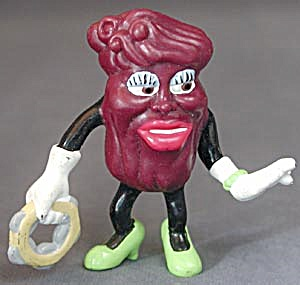 California Raisin Tambourine Female (Image1)