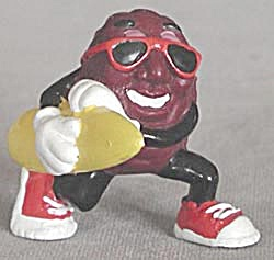 Vintage California Raisin Waves Weaver & Singer (Image1)