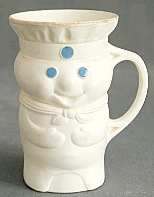 Pillsbury Doughboy Mug