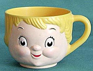 Vintage Campbell Kids Girl Mug (Image1)