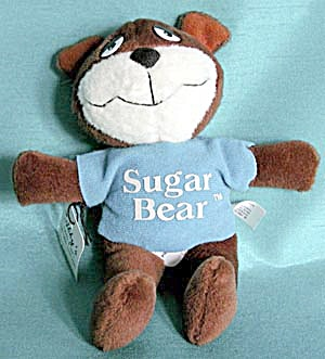Sugar Bear Plush Toy (Image1)