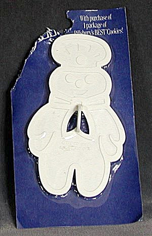 Pillsbury Doughboy Cookie Cutter
