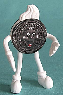 Oreo Bendy Figure (Image1)