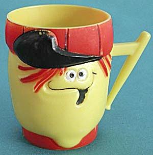Vintage Kool-Aid Lefty Lemon Mug (Image1)