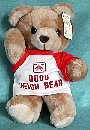State Farm Insurance Plush Teddy Bear (Image1)
