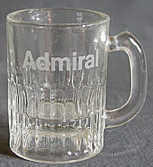 Vintage Admiral Root Beer Child's Mug (Image1)