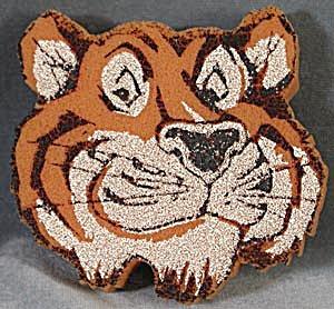 Vintage Exxon Tiger Sponge (Image1)