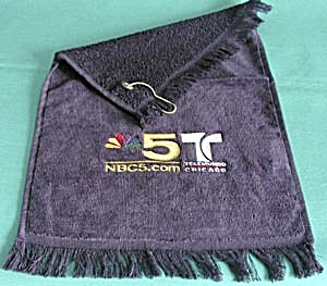 NBC5 Navy Towel (Image1)