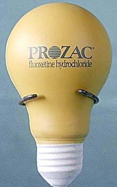 Vintage Prozac Light Bulb (Image1)