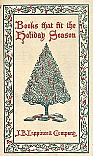Vintage Books that fit the Holiday Season 1894 (Image1)