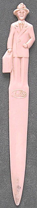 Vintage Fuller Brush Man Letter Opener (Image1)