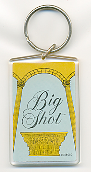 Key Chain Big Shot