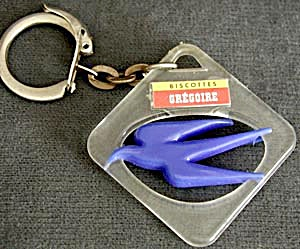 Biscottes Gregoire Key Chain