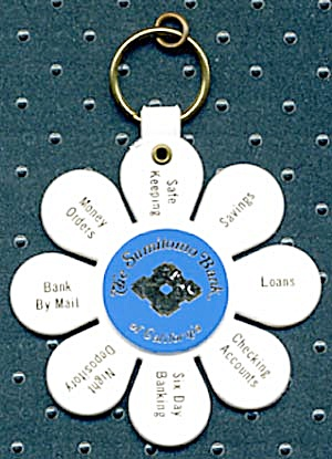 Key Chain: The Sumitomo Bank Of California